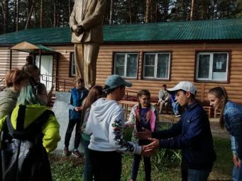 Семейный лагерь ИМКА Прайм