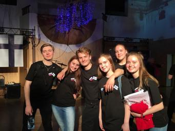 ИМКА-Север: «Активная молодёжь Севера»